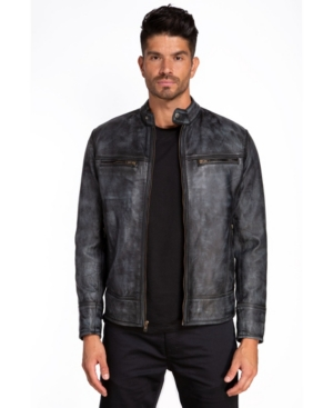 Jared Lang LEATHER JACKET