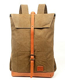 Pine Hill Canvas Backpack