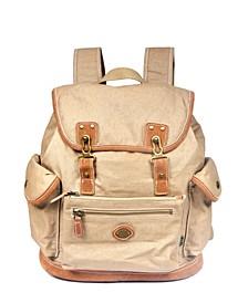 Dolphin Canvas Backpack