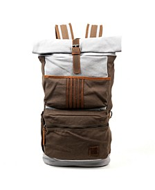 Grove Trail Canvas Backpack