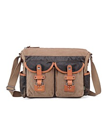 Tapa Canvas Mail Bag