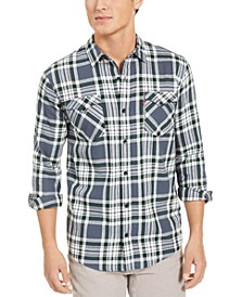 Men's Nicholas Regular-Fit Plaid Shirt