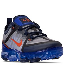 Boys Air VaporMax 2019 Running Sneakers from Finish Line