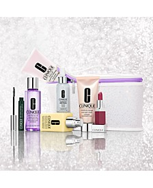 Fan Favourites - Only $49.50 with any $29.50 Clinique purchase (A $226 Value)!