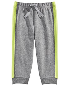 Baby Boys Side-Stripe Jogger Pants, Created for Macy's