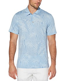 Men's Tropical Polo Shirt