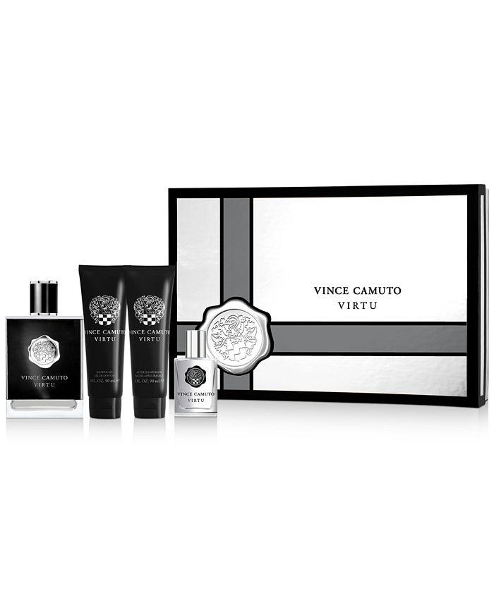 Vince Camuto - Men's 4-Pc. Virtu Gift Set