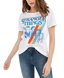 Juniors' Stranger Things Graphic T-Shirt