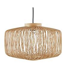 Lark Natural Pendant Lamp