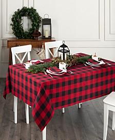 """Farmhouse Living Buffalo Check Tablecloth - 52""""x70"""""""