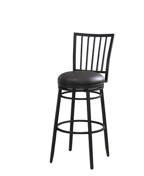 American Heritage Billiards Easton Bar Height Stool, Quick Ship