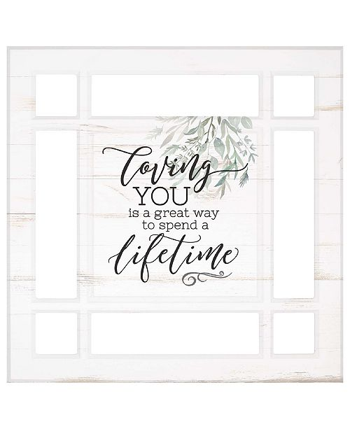 P Graham Dunn Loving You Is A Great Way To Spend A Lifetime Wall Art