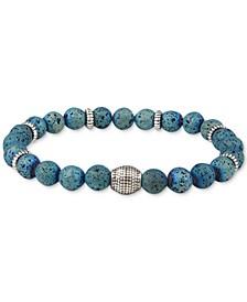 Men's Lava Stone Bracelet