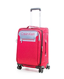 "Flare 21"" Softside Carry-On Spinner"