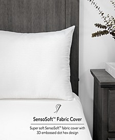 Embossed SensoSoft Jumbo Bed Pillow