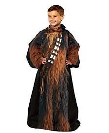 Star Wars Chewbacca Kids Wearable Blanket