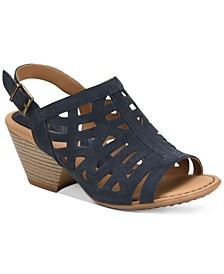 Dixie Slingback Sandals