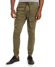Men's Cargo Jogger Pants, Created For Macy's