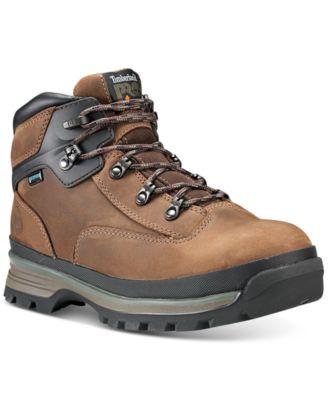 Men's Euro Hiker PRO Alloy Toe Waterproof Hiking Boots