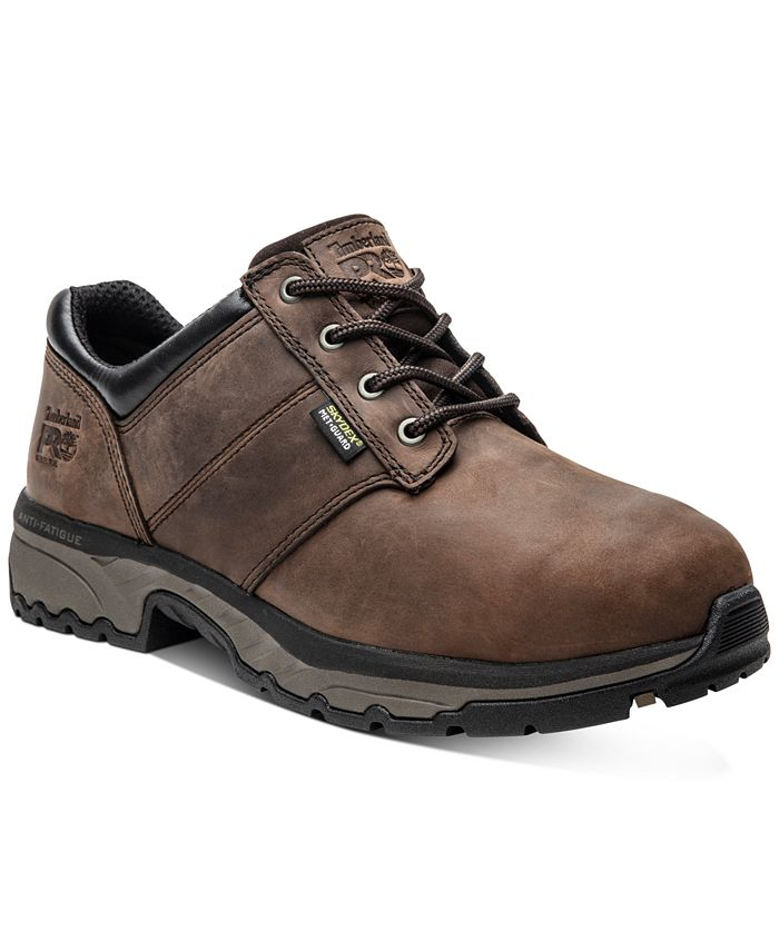 Timberland - Men's Jigsaw PRO Steel Toe Oxfords