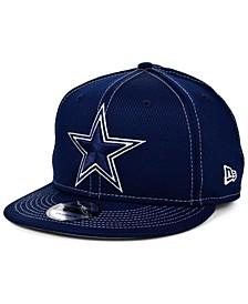 Dallas Cowboys On-Field Sideline Road 9FIFTY Cap