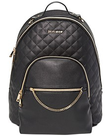 LINX Quilted Diaper Backpack