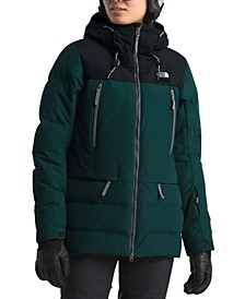 Women's Pallie Hooded Snow Coat