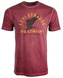 Men's Haxel Logo Graphic T-Shirt