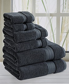 Air Rich 6-Pc. Towel Set
