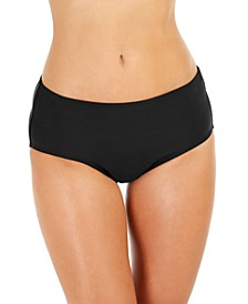 Tummy-Control Bikini Bottoms