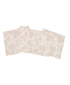 "C F Home Jacquard Stag Clay Runner, 13""X 72"""