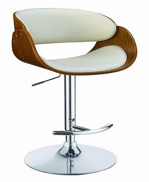 Coaster Home Furnishings Osceola Adjustable Bar Stool