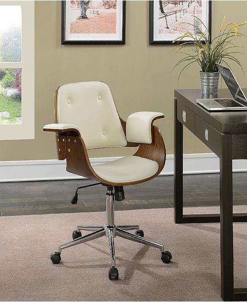 Coaster Home Furnishings Calhoun Office Chair with Upholstered Seat