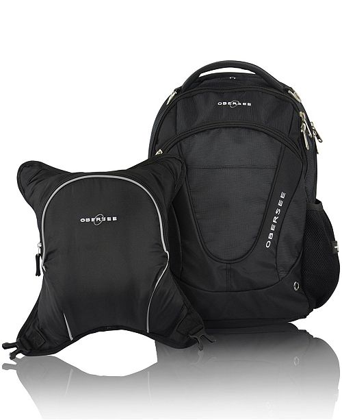 Obersee Oslo Diaper Backpack