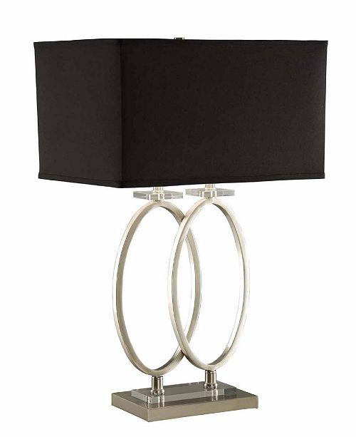 Coaster Home Furnishings Macomb Rectangular Table Lamp