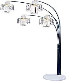 Maysville 4-Light Floor Lamp
