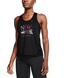 Women's Miler NYC Marathon Tank Top