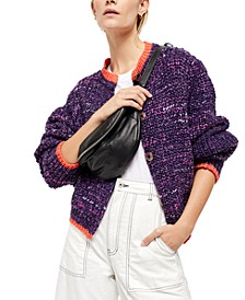 Walk On By Cardigan Sweater