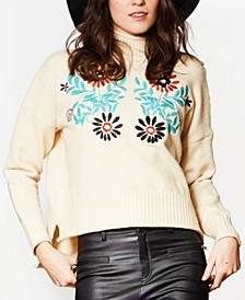 Pink Martini Women's The Meg Knit Sweater
