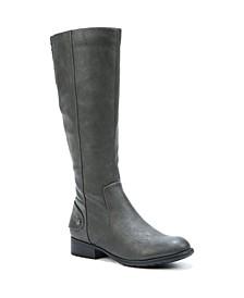 Xandy Wide Calf High Shaft Boots