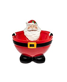 Santa Belly Bowl