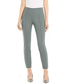 Seamed Skinny Pants