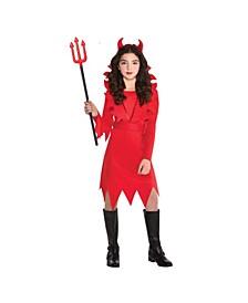 Big Girls Devious Devil Costume