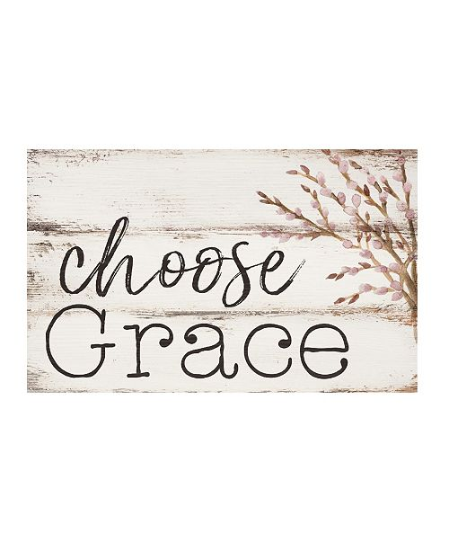 P Graham Dunn Choose Grace Wall Art