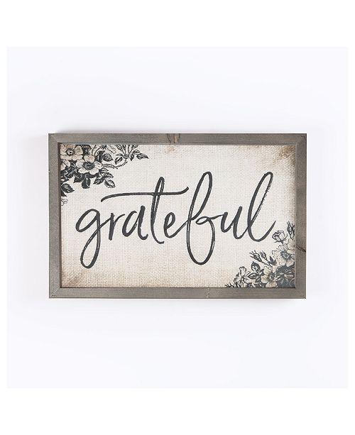 P Graham Dunn Grateful Wall Art