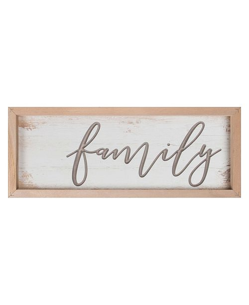 P Graham Dunn Family Wall Art