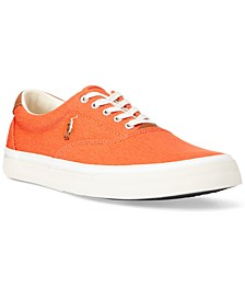 Men's Washed Twill Thorton Sneakers