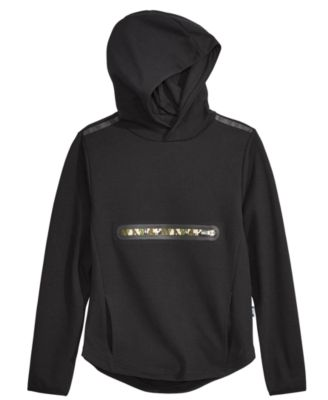 Big Boys Civic Fleece Tech Hoodie