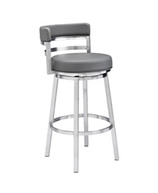 Superb Armen Living Lotus Bar Stool Quick Ship Reviews Onthecornerstone Fun Painted Chair Ideas Images Onthecornerstoneorg