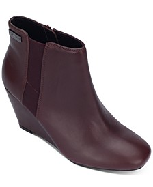Women's Marcy Wedge Booties